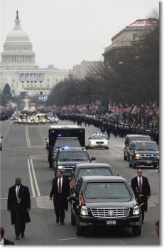 inaugural parade Inaugural Parade