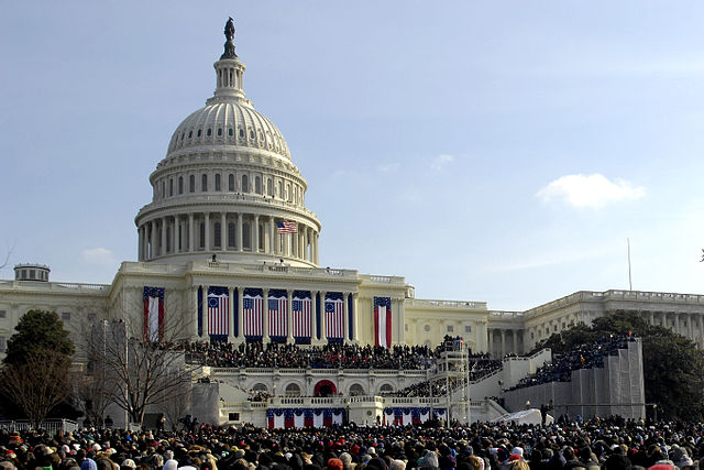 inauguration president of the united states Updated | early in the afternoon of january 20, donald trump will become the 45th president of the united states after taking the oath of office at the capitol, in what will be the country's 58th inauguration ceremony.